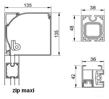 Mobile MAXI zip